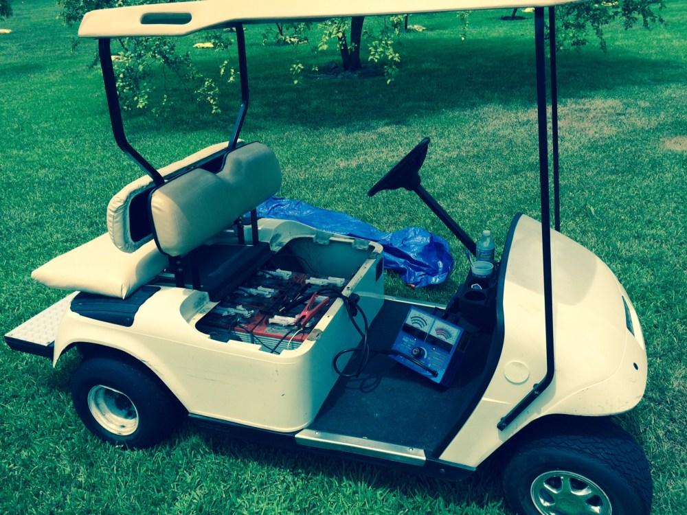 medium resolution of ezgo golf cart batterypete com