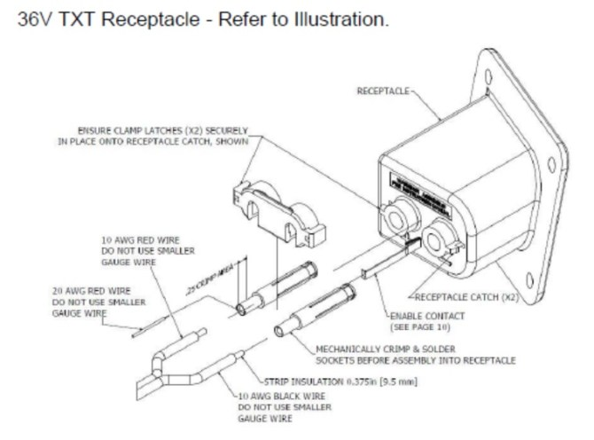 ez go battery charger wiring diagram  block and schematic