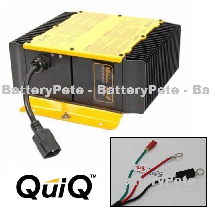 36v Electric Golf Cart Wiring Diagram Duffy Boat Battery Charger