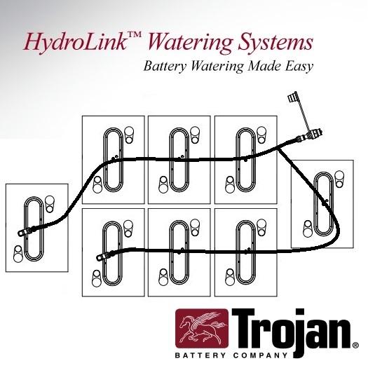 trojan hydrolink battery watering system bad boy buggy 64v t-875 t - bad boy   wiring diagram