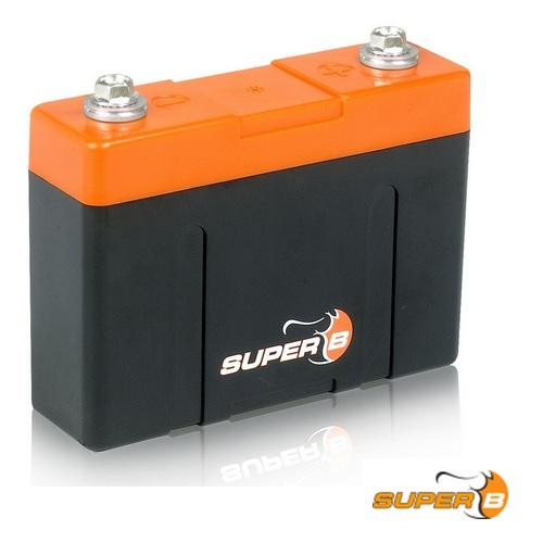 Super B Battery LiFePO4 SB12V2600PAC  Battery Pete