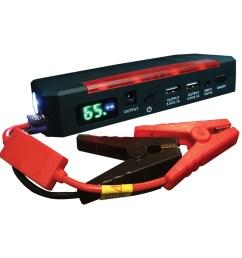 lithium jump starter smartphone laptop charger 750 cca 12 volt  [ 1900 x 1900 Pixel ]
