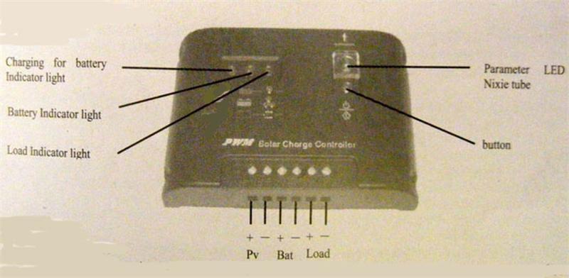 6v rv battery wiring diagram 7 way trailer plug dodge 12v solar charge controller circuit – readingrat.net