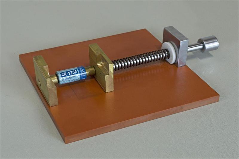Battery Short Circuit Tester Loading Battery Short Circuit Tester