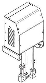 JLG Industrial Lift Charger 48 Volt 18 Amp Eagle