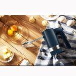 ECSWP Batteur électrique automatiquesMachines Fouet crème fouettée Machine de Cuisson et de la Farine de mélange Oeufs Whipping