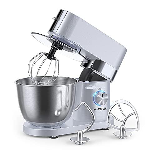 Aifeel Boitier tout métalique Robot Pâtissier
