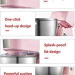 BAIRU Robot pâtissier Stand de Cuisine Mélangeur de Nourriture | Mélangeur de pétrissage Multifonctionnel | pour Le Pain de gâteau au Four, Les mélangeurs de Batteur d'œufs, Facile à Nettoyer