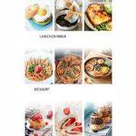 MéLangeur De Cuisine éLectrique 2-En-1 Et MéLangeur De Robot Culinaire, Batteur Sur Socle Avec Crochet PéTrisseur, Fouet, Batteur, Garde-Boue, Pichet En Verre De 1,5 L,Red