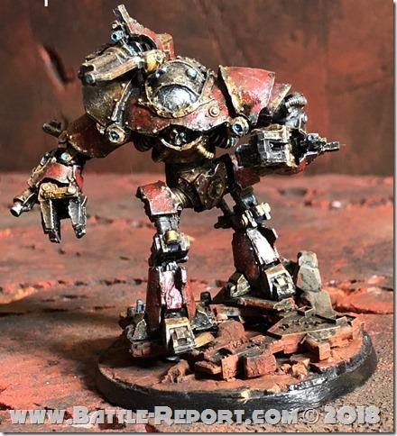 Mechanicum Castellax Battle-Automata 00