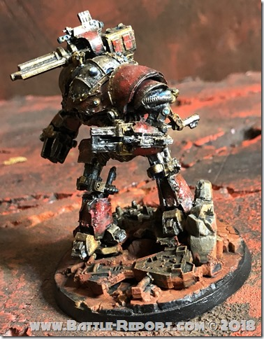 Mechanicum Castellax Battle-Automata 01