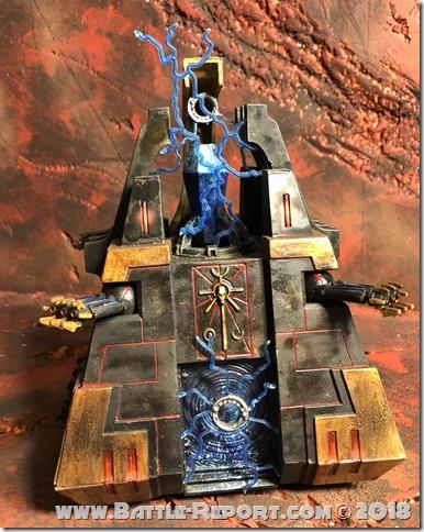 Necron Monolith 00
