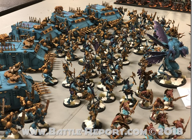 Thousand Sons by George Hanson