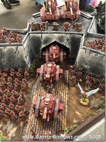 Imperial Guard by Daniel Wohlmuth