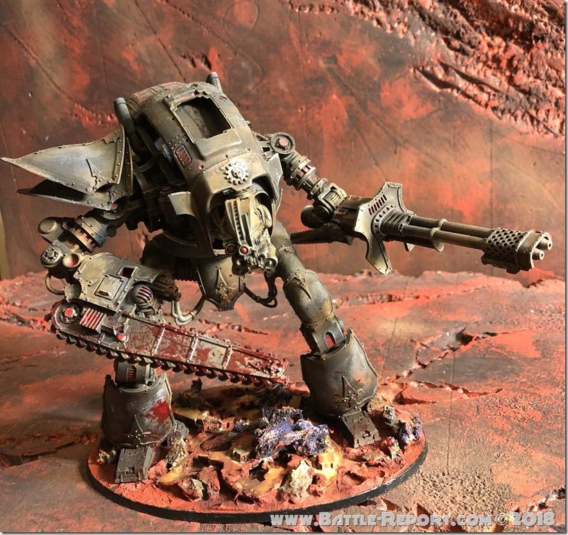 Cerastus Knight-Acheron by Nyghoma