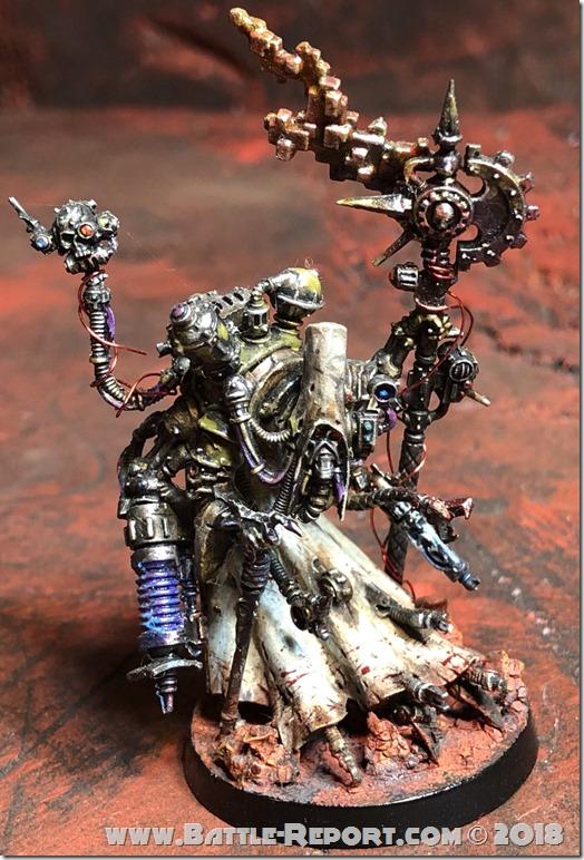 Tech-Priest Dominus (2)