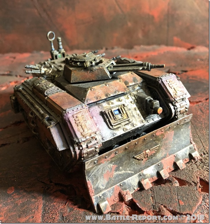 Inquisitorial Chimera by Nyghoma