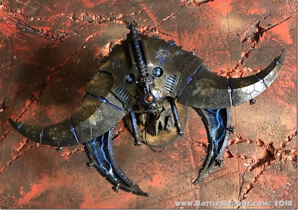 Necron Doom Scythe by Nyghoma (3)