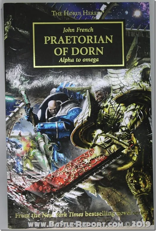 Praetorian of Dorn – John French