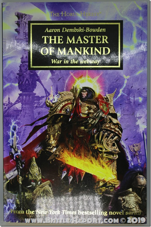 The Master of Mankind: War in the webway – Aaron Dembski-Bowden