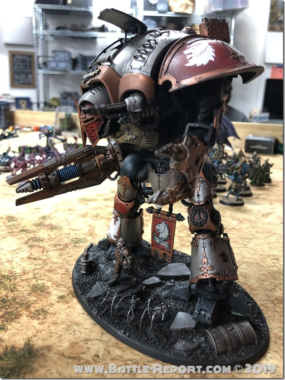 Imperial Knight Preceptor Canis Rex (2)