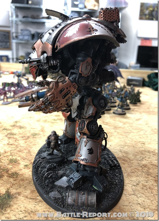 Imperial Knight Preceptor Canis Rex (3)