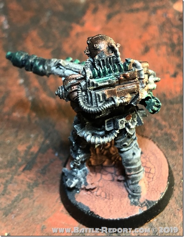 Mechanicum Tech-Thrall Covenant (1)