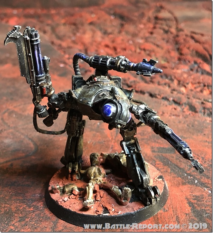 Mechanicum Vorax Battle-Automata (2)