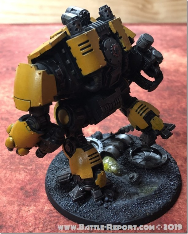 Primaris Redemptor Dreadnought (3)