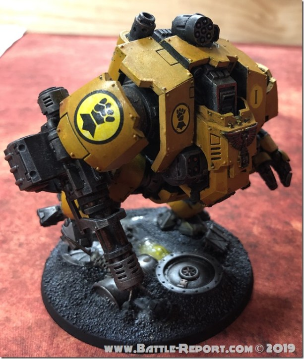 Primaris Redemptor Dreadnought (5)