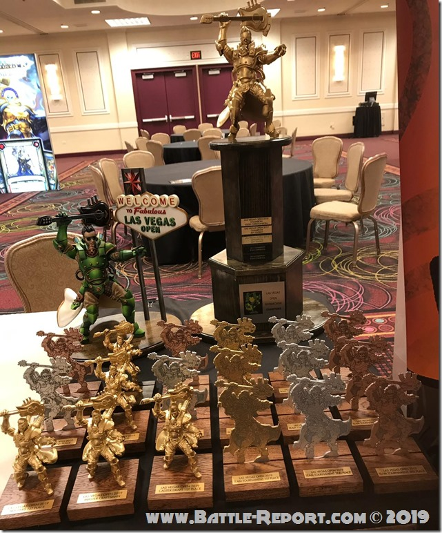 2019 Las Vegas Open (LVO) Warhammer 40,000 Grand Tournament