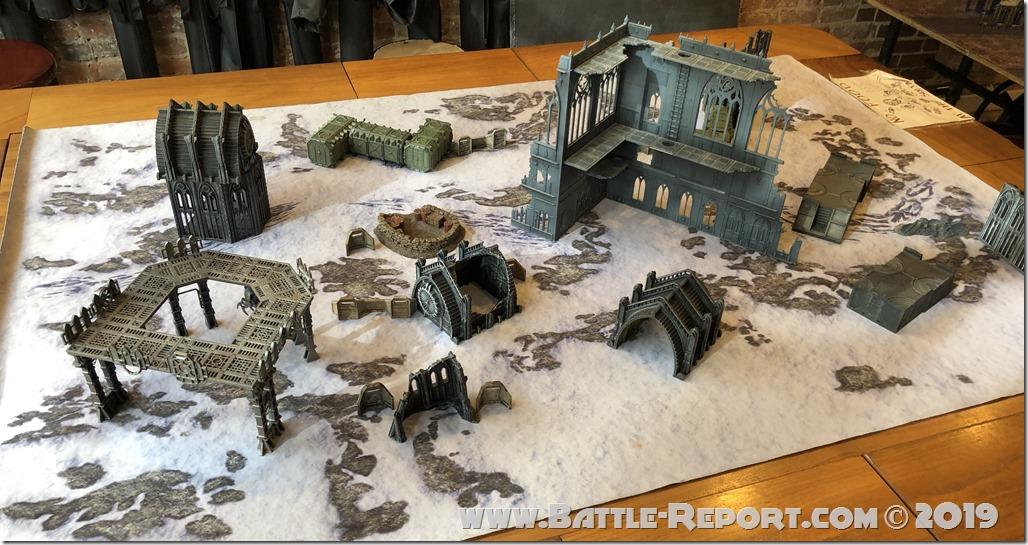 2019 The Brooklyn Strategist Warhammer 40,000 Tournament