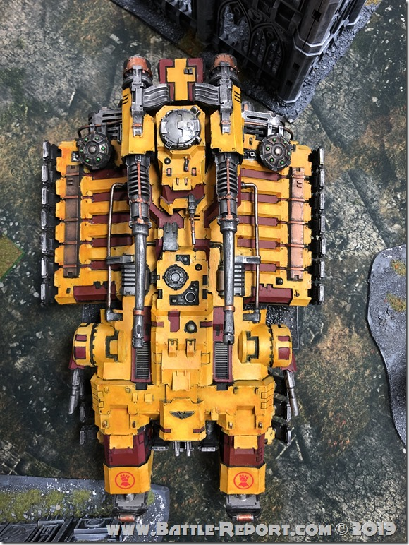Imperial Fists Astraeus Super-heavy Tank (11)