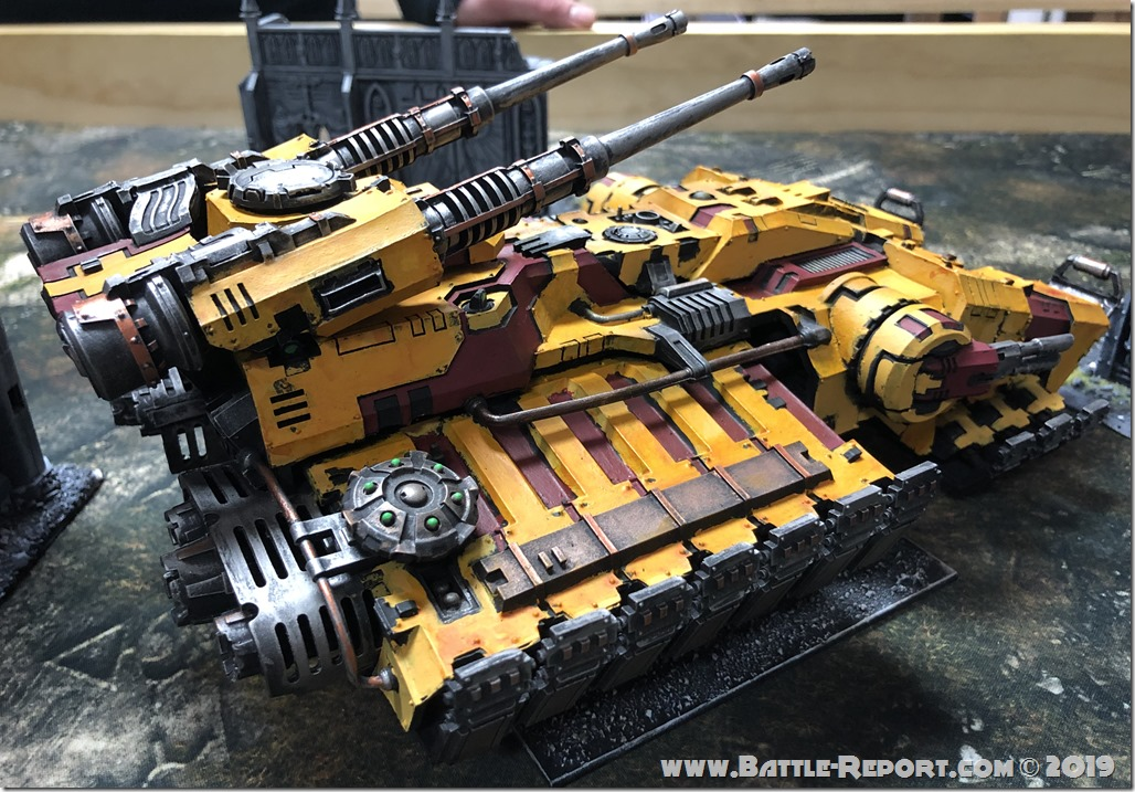 Imperial Fists Astraeus Super-heavy Tank (13)