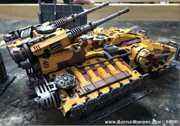Imperial Fists Astraeus Super-heavy Tank (13)