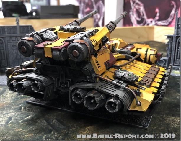 Imperial Fists Astraeus Super-heavy Tank (4)