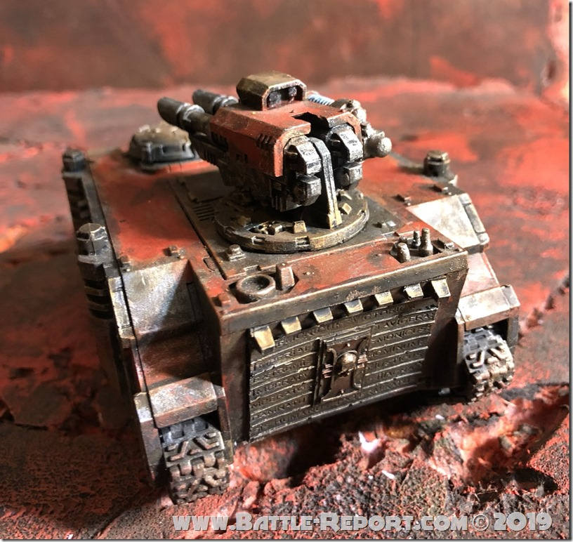 Inquisitorial Razorback (1)