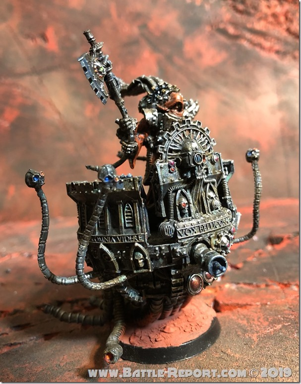 Mechanicum Archmagos by Nyghoma