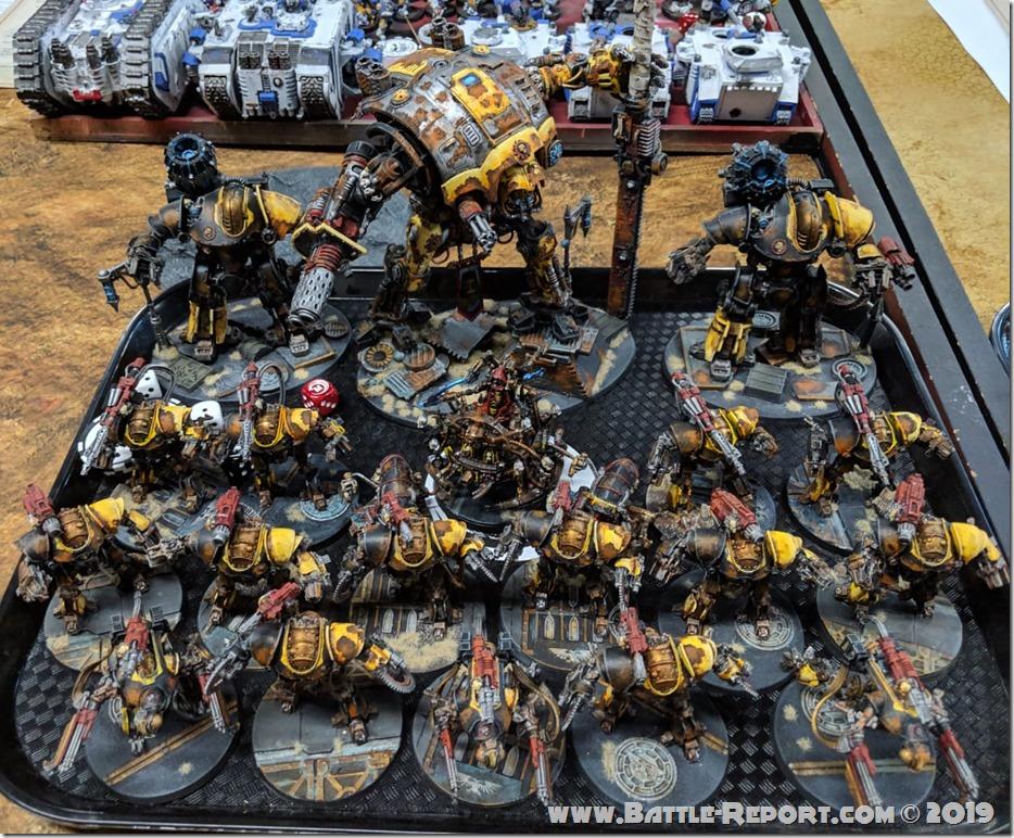 Shadows of Paramar: Part 2 Horus Heresy Tournament