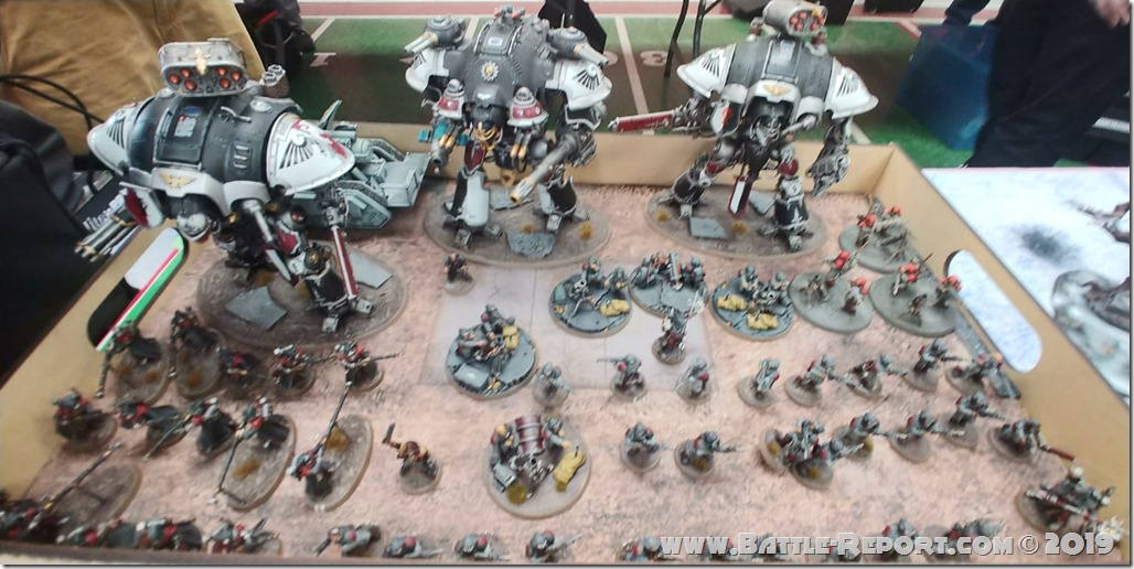2019 Warpgate Warhammer 40,000 Grand Tournament