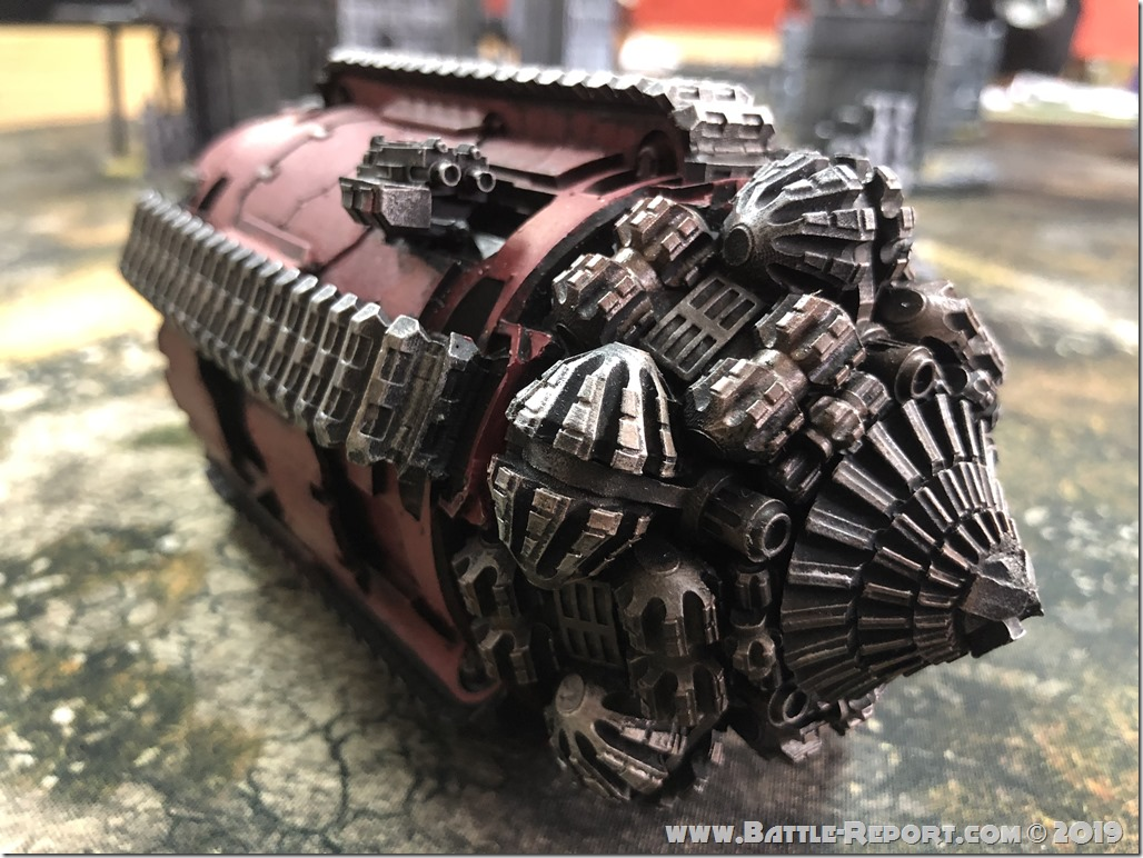 Adeptus Mechanicus Terrax Pattern Termite Assault Drill (10)