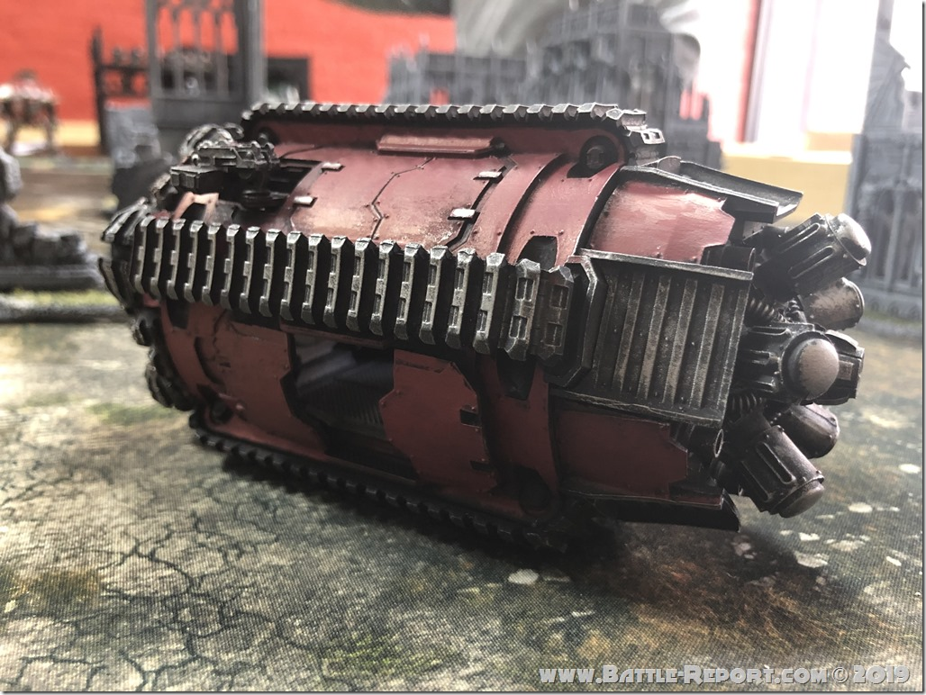 Adeptus Mechanicus Terrax Pattern Termite Assault Drill (5)