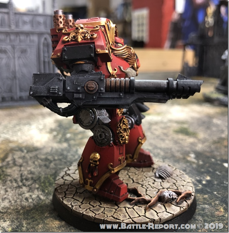 Blood Angels ContemptorDreadnought (7)