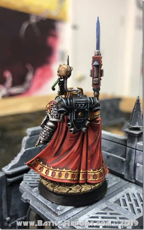 Deathwatch Watch Master by Andrew Z (5)