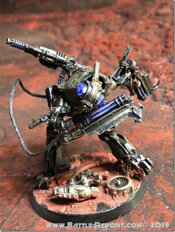 Mechanicum Vorax Battle-Automata (1)