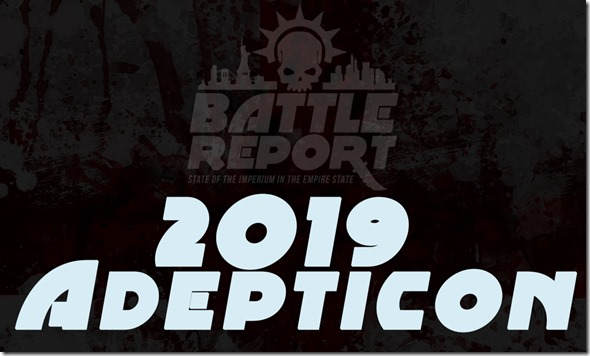 2019 Adepticon Warhammer 40,000 Grand Tournament