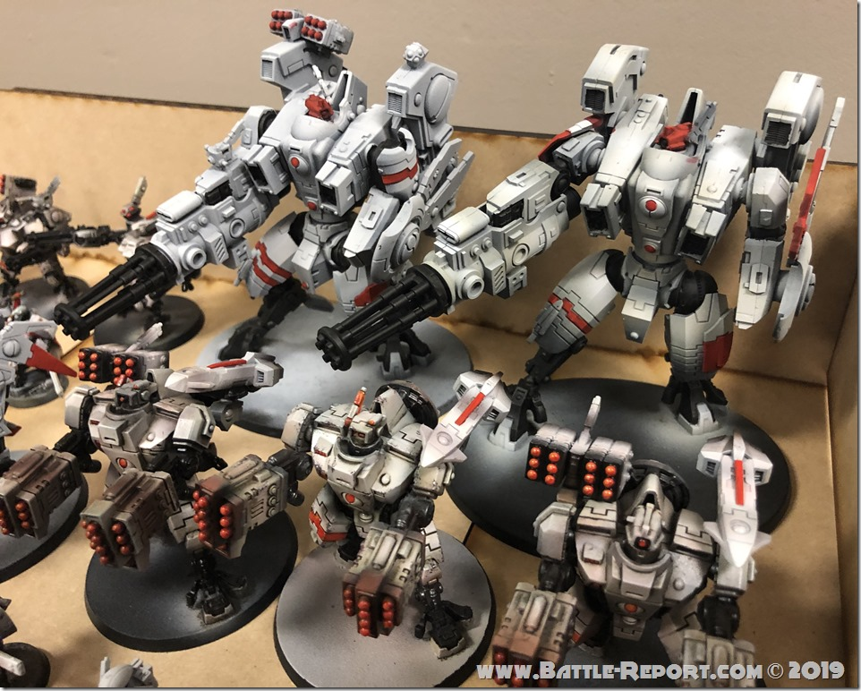 Armies of the 2019 BFS North East Team Championship – Part 9