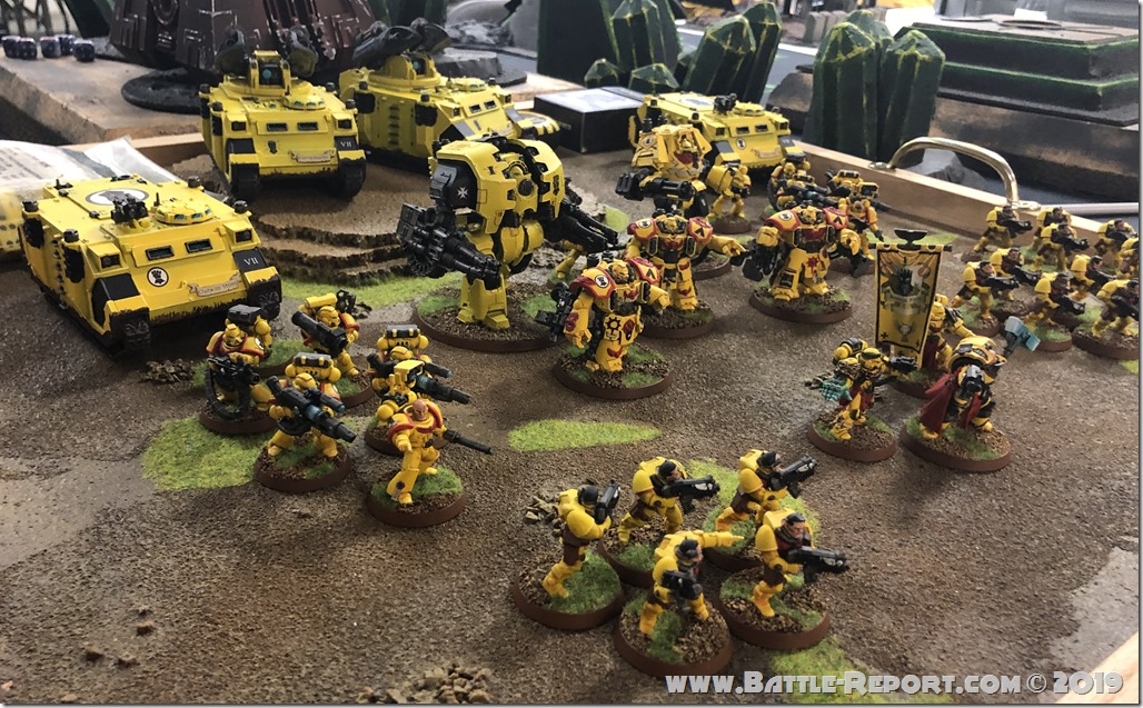 Armies of the 2019 BFS North East Team Championship – Part 10