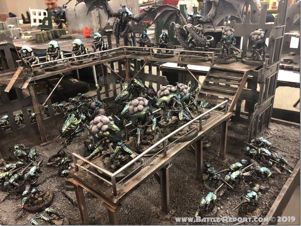 Armies of the 2019 BFS North East Team Championship – Part 4