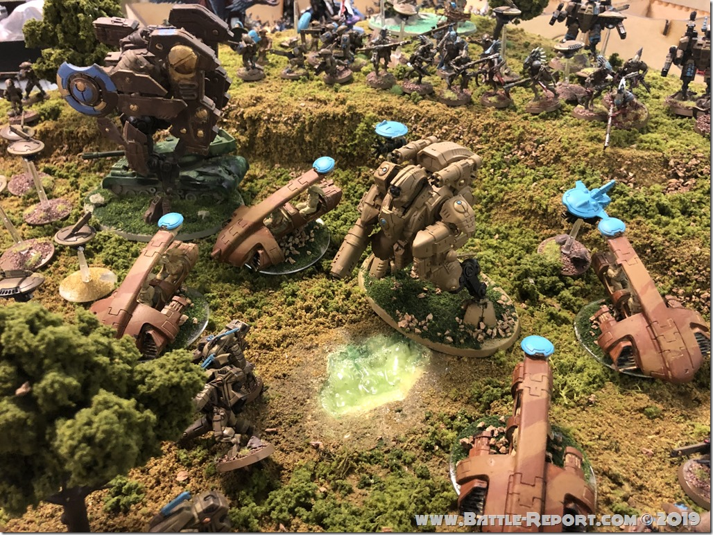 Armies of the 2019 BFS North East Team Championship – Part 8